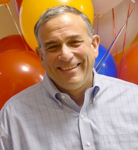 Welcome New Executive Director David Goldstein
