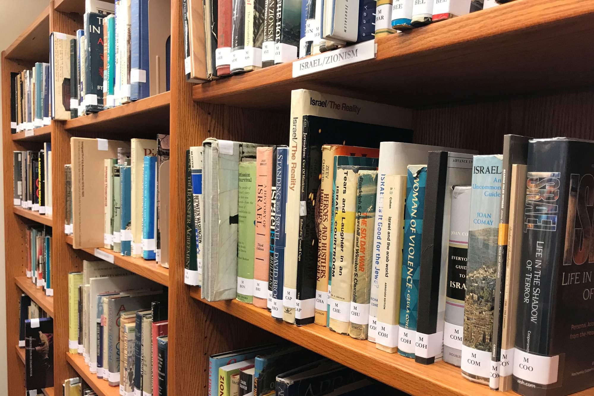 Hendel Family Library