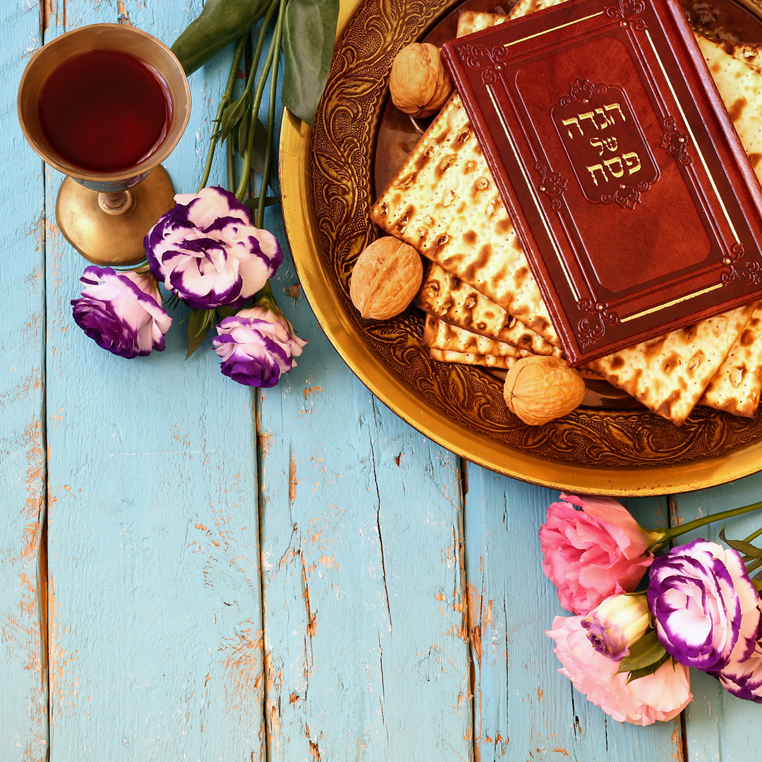 Preparing for Passover