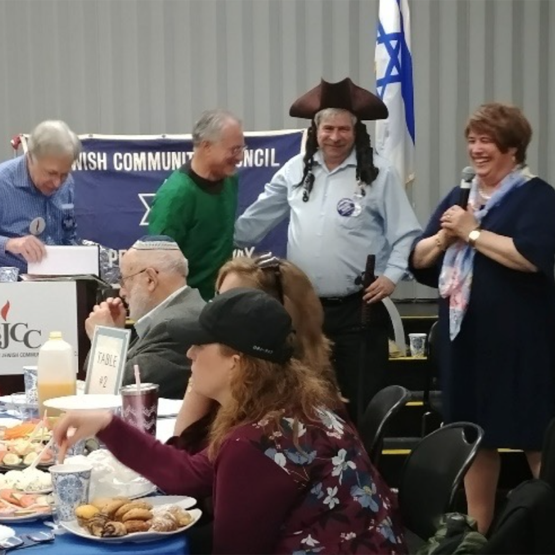 Birthday Parties for Israel, NY Style