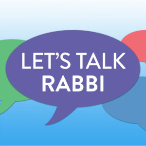 talk rabbi