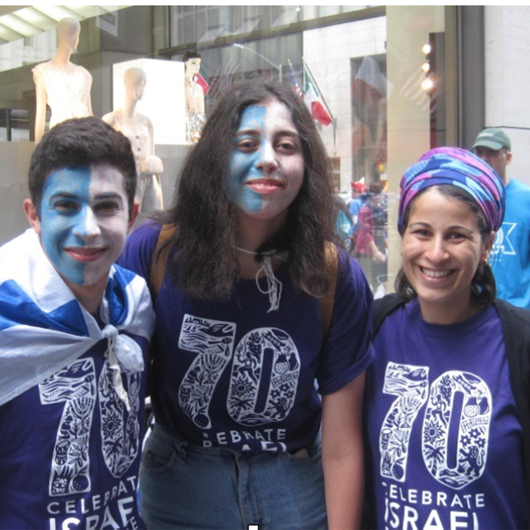 Sign up to be a Host Family to an Israeli Student!