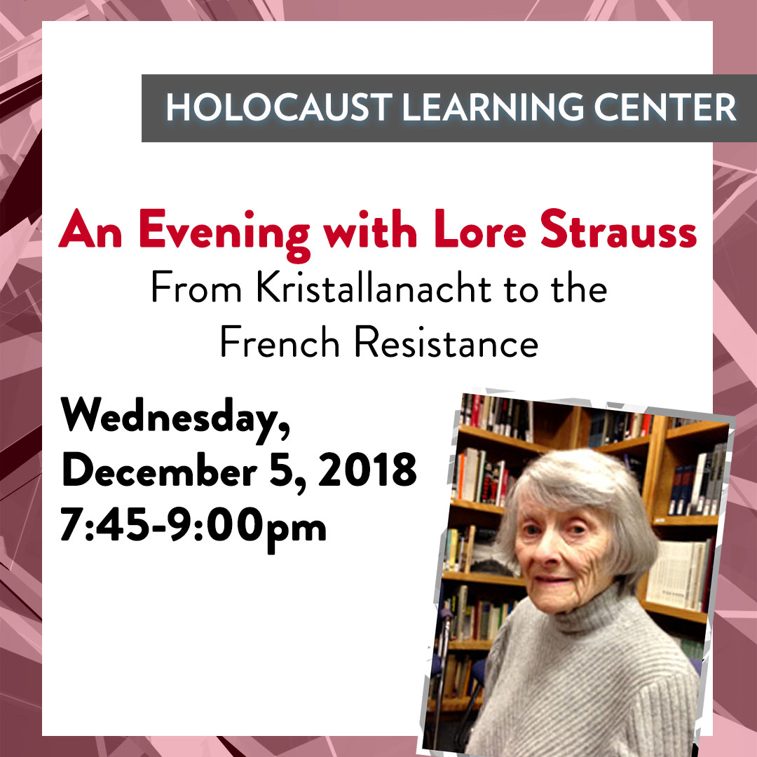 Meet a True Heroine: From Kristallnacht to the French Resistance