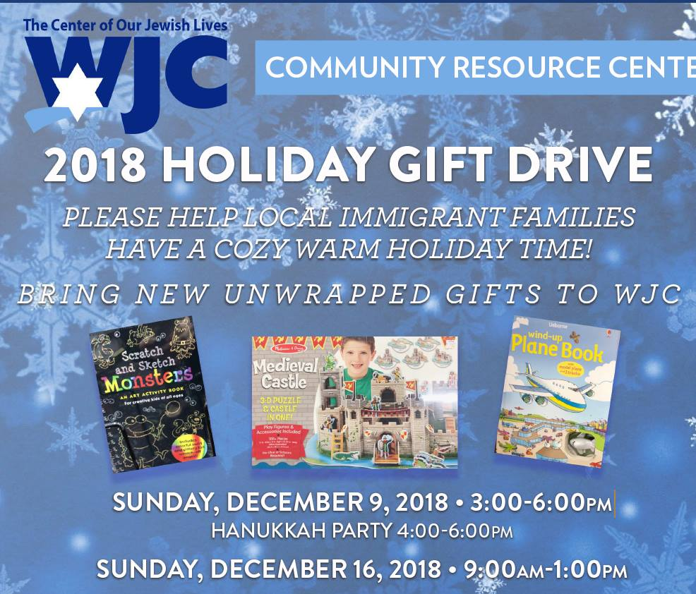 Holiday Gifts Needed for Warm Family Times