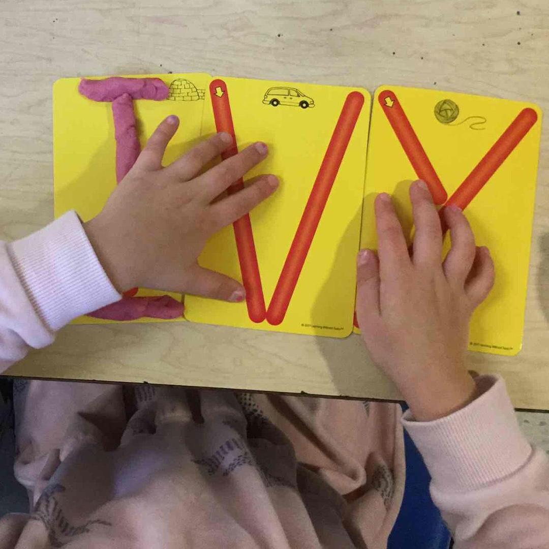 ECC Launches New Handwriting Program