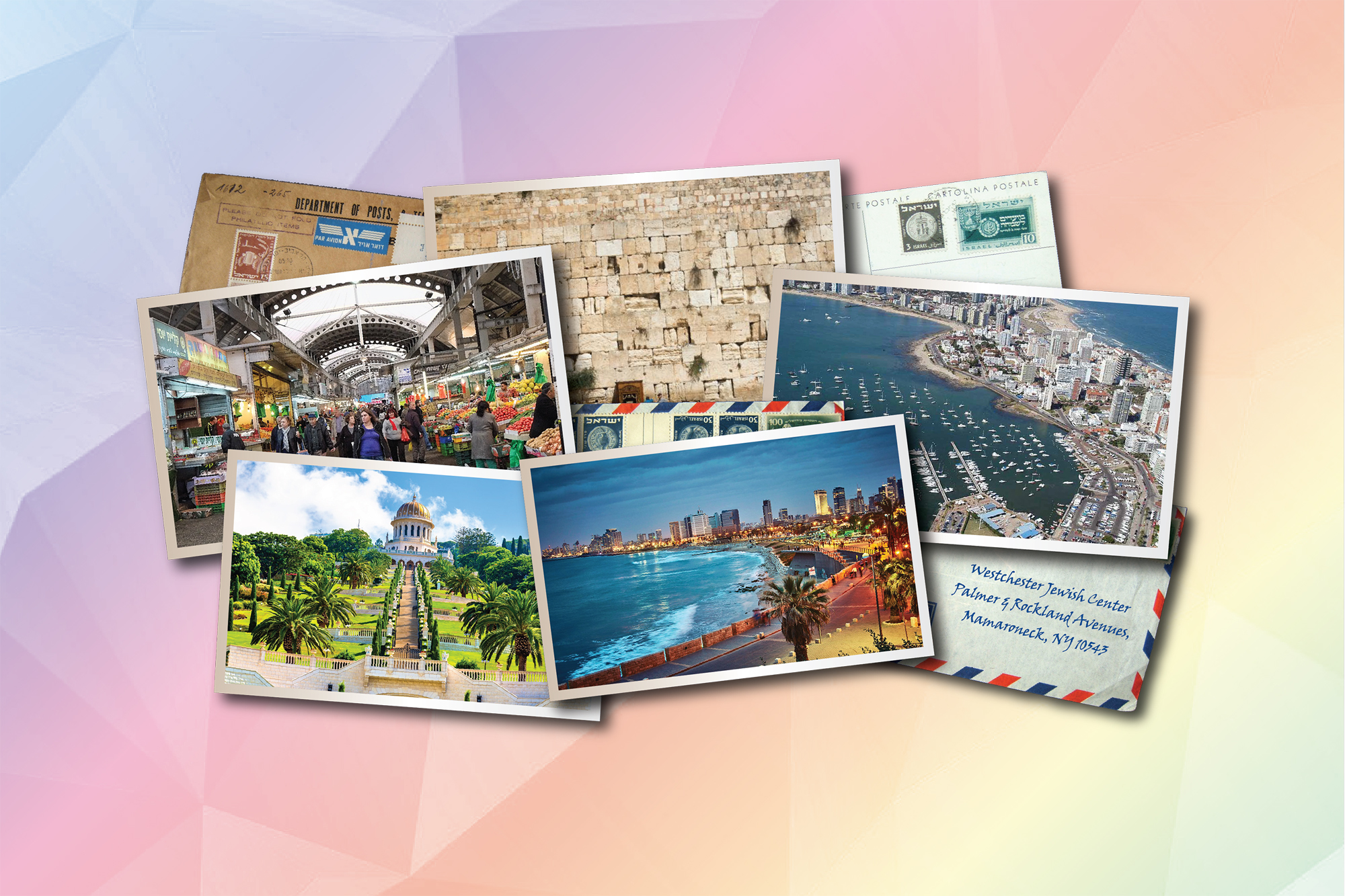 Postcards From Israel
