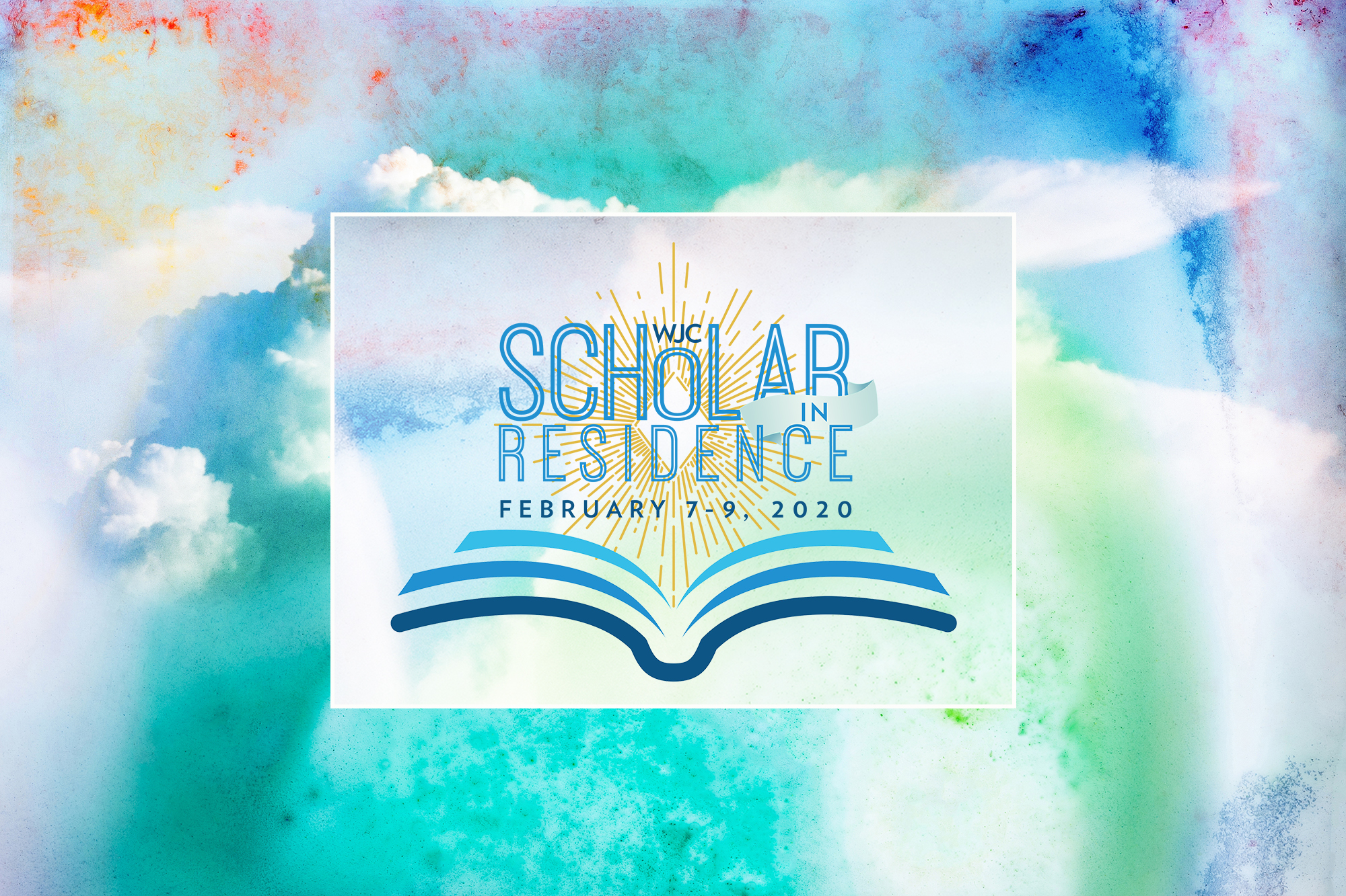 Scholar-in-Residence Weekend 2020