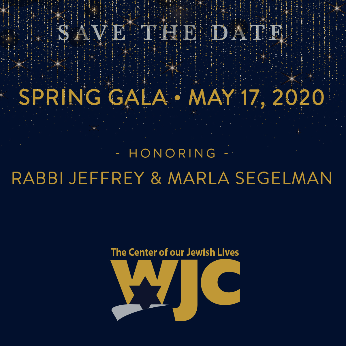 Update on the Spring Gala