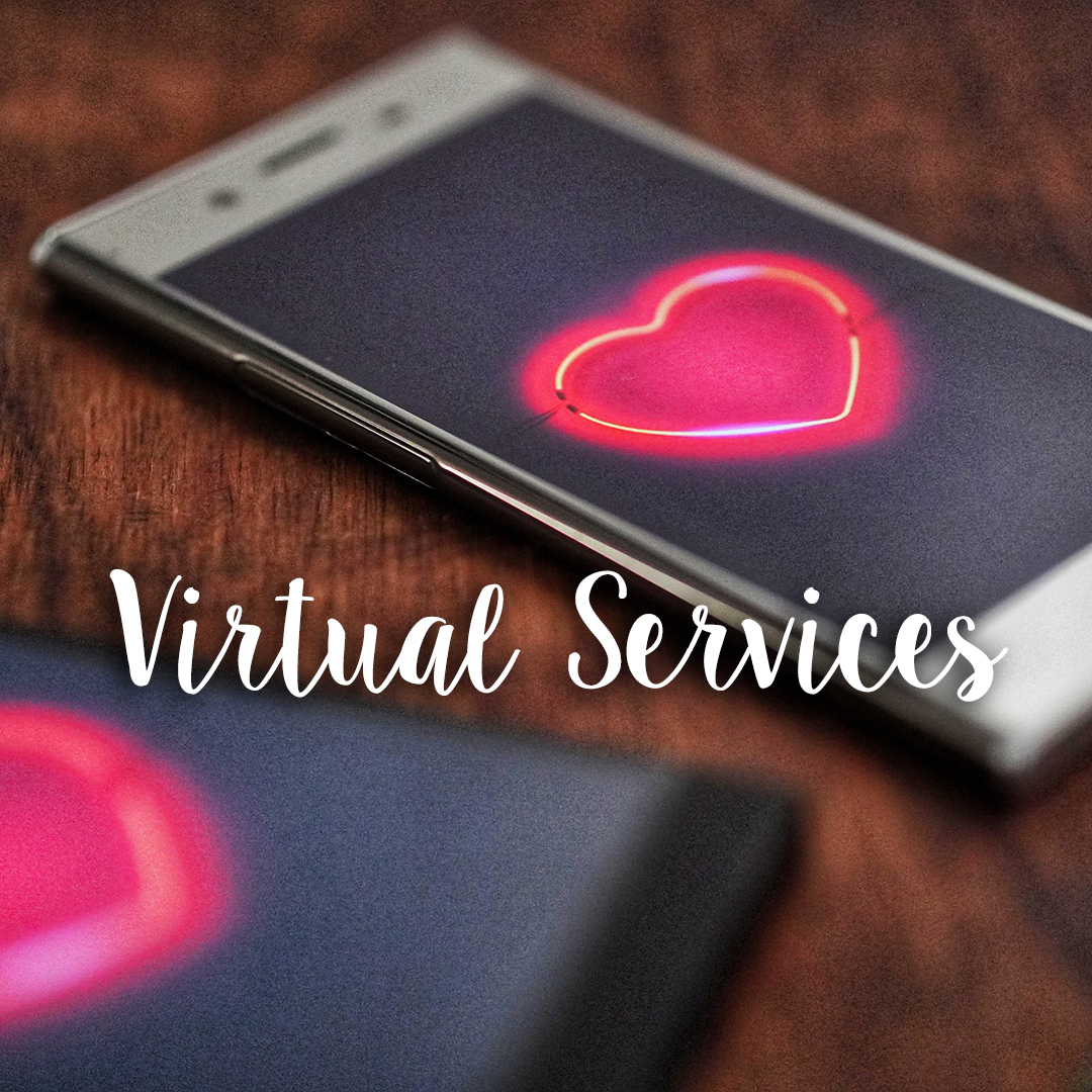 Virtual Services & Events for the Week of October 19, 2020