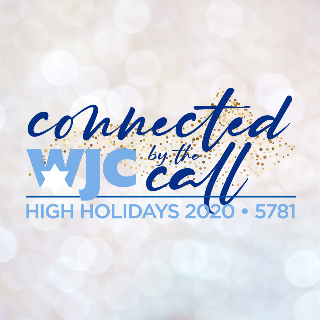High Holidays: Connected by the Call