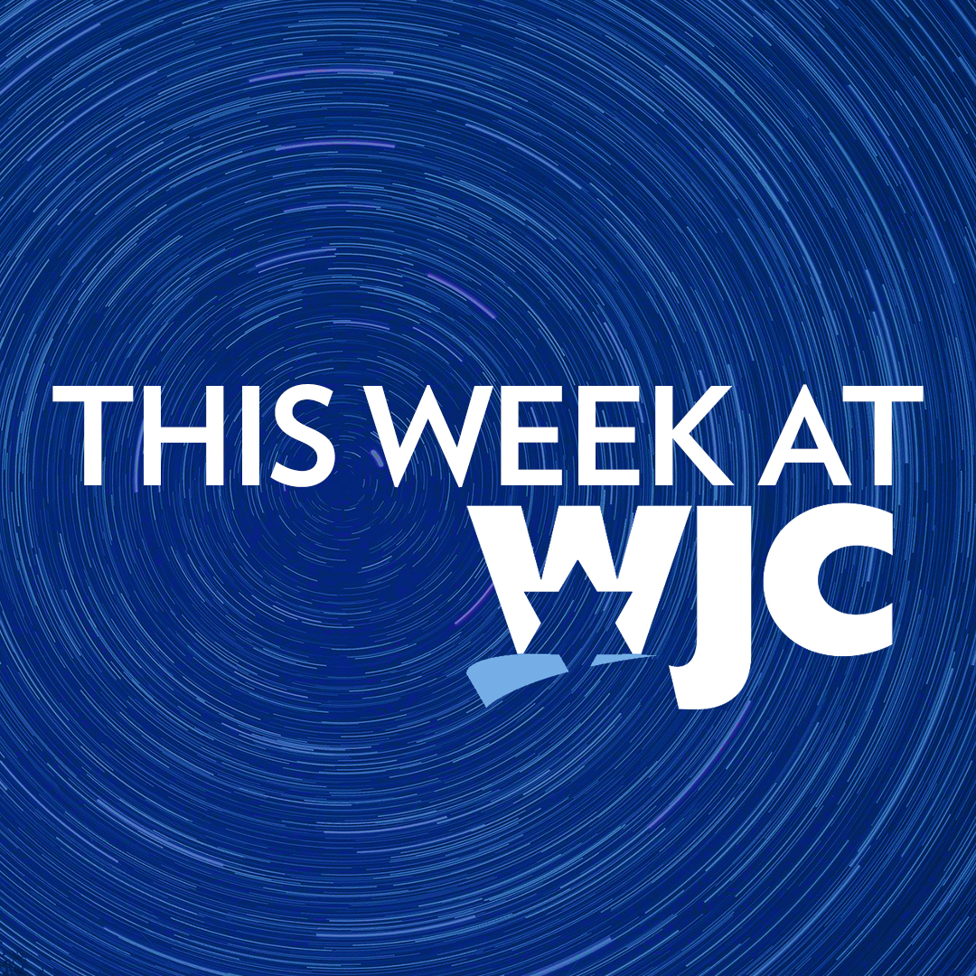 This Week at WJC ~ August 3