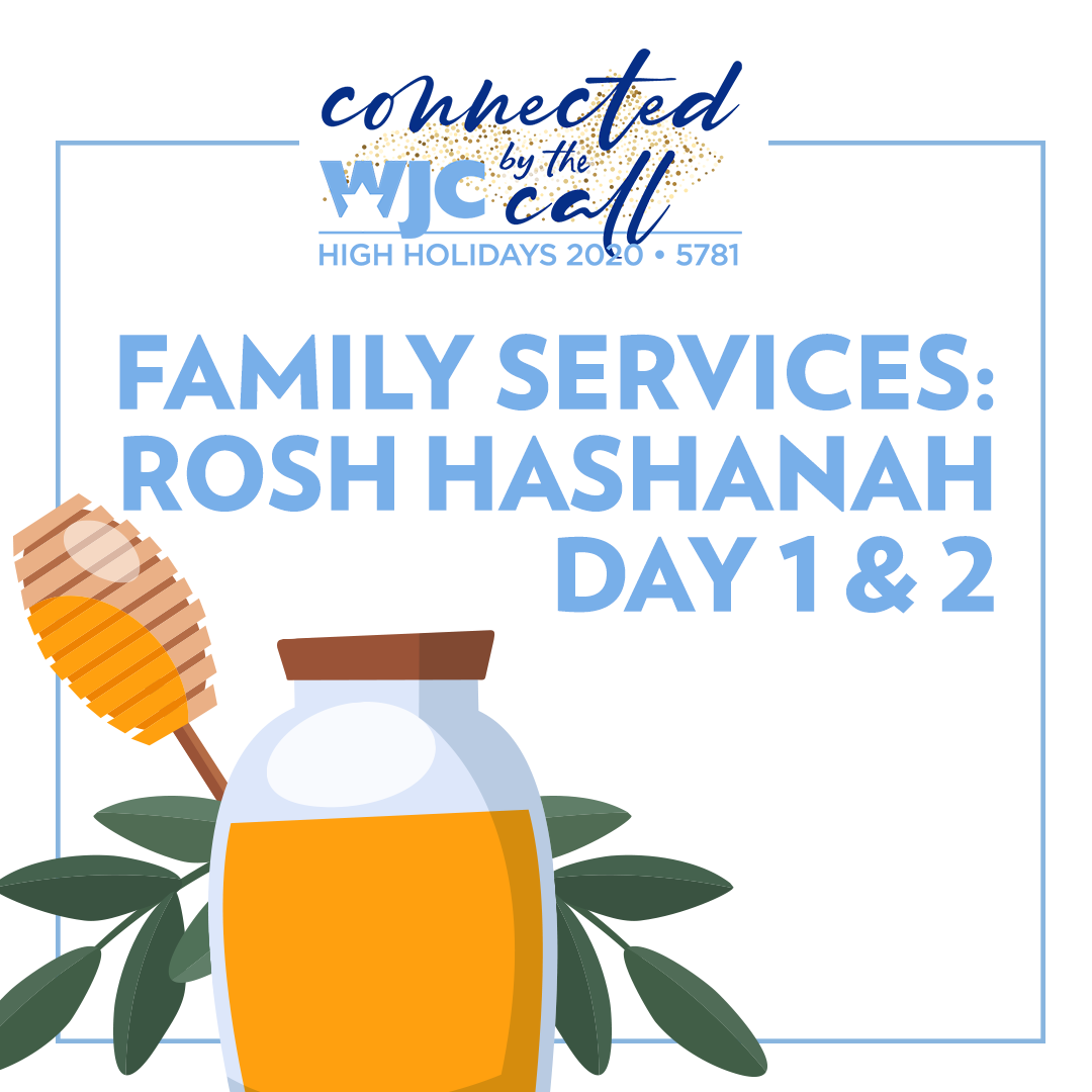 Family Service ~ Rosh HaShanah