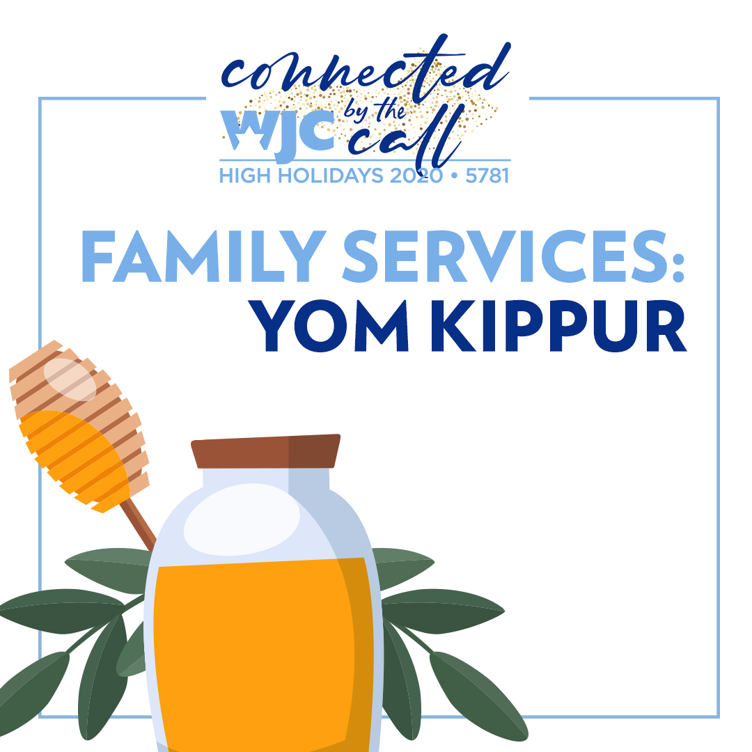 Yom Kippur Services for Families