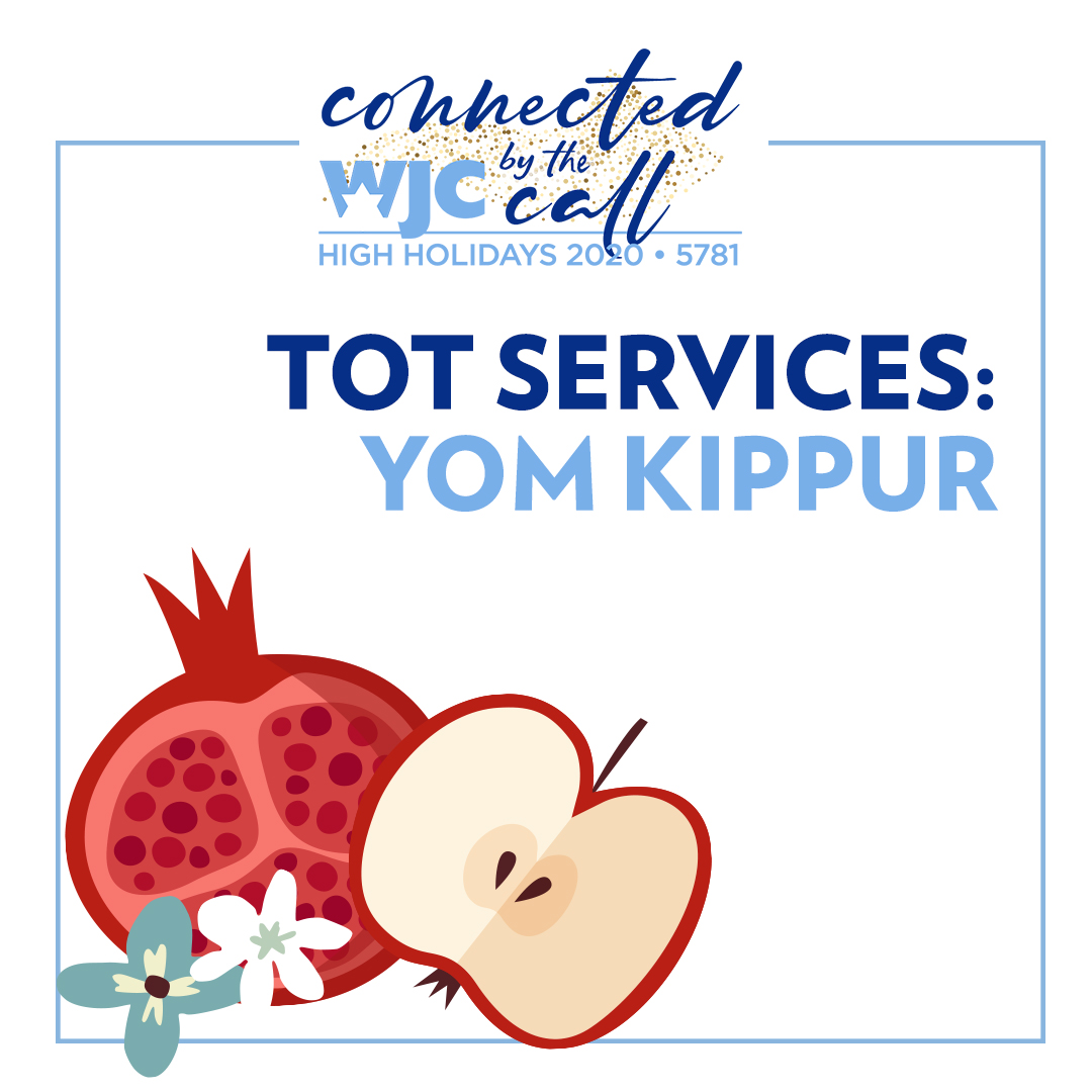 Yom Kippur Service for Tots