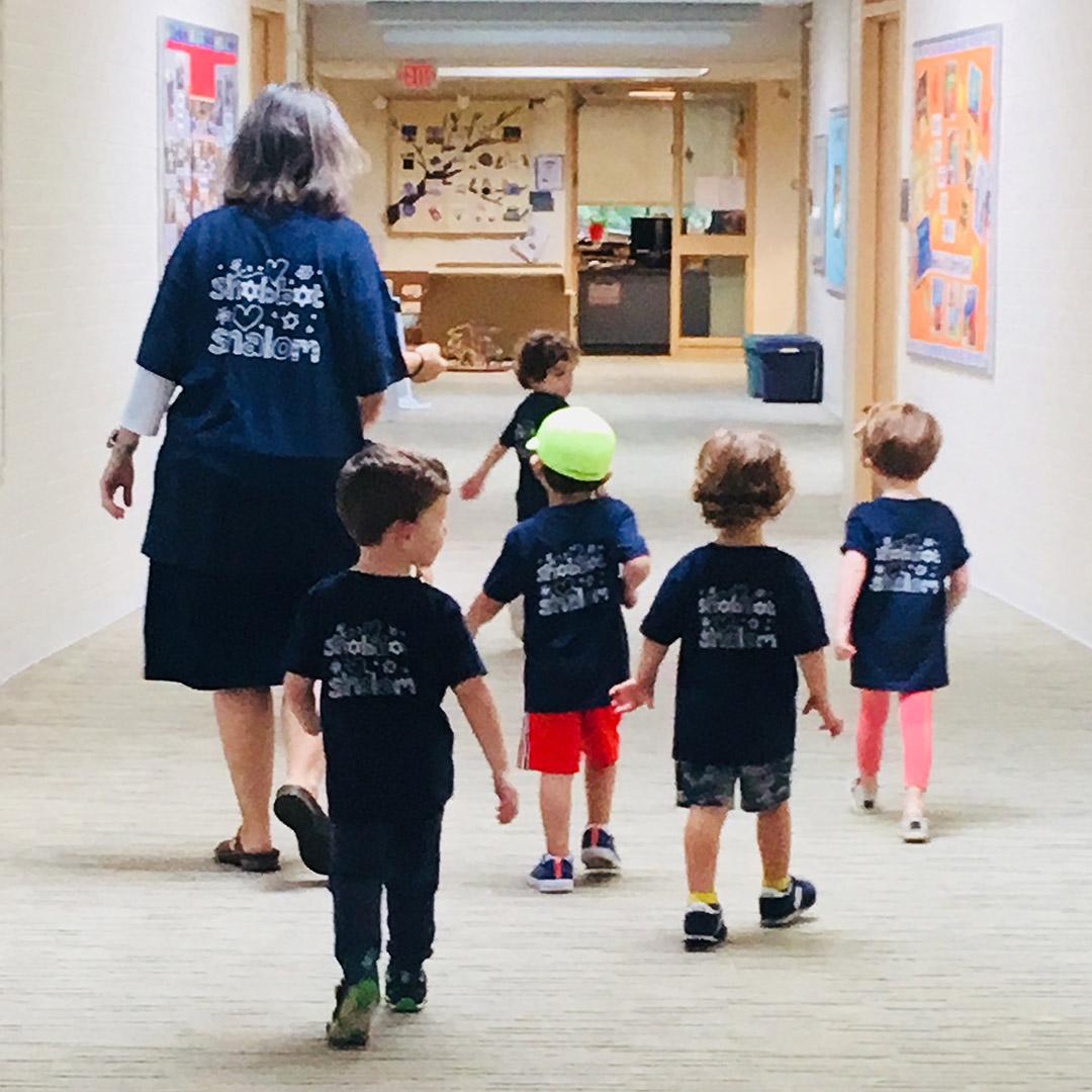Early Childhood Center Application: September 2021 to June 2022