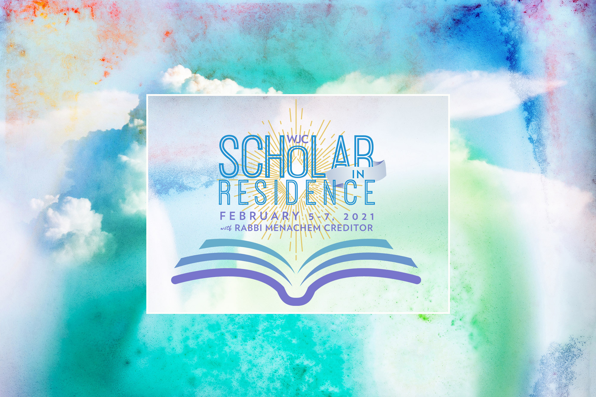 Scholar-in-Residence Weekend 2021
