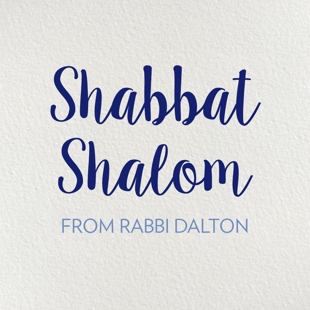 Shabbat Shalom ~ Vayechi