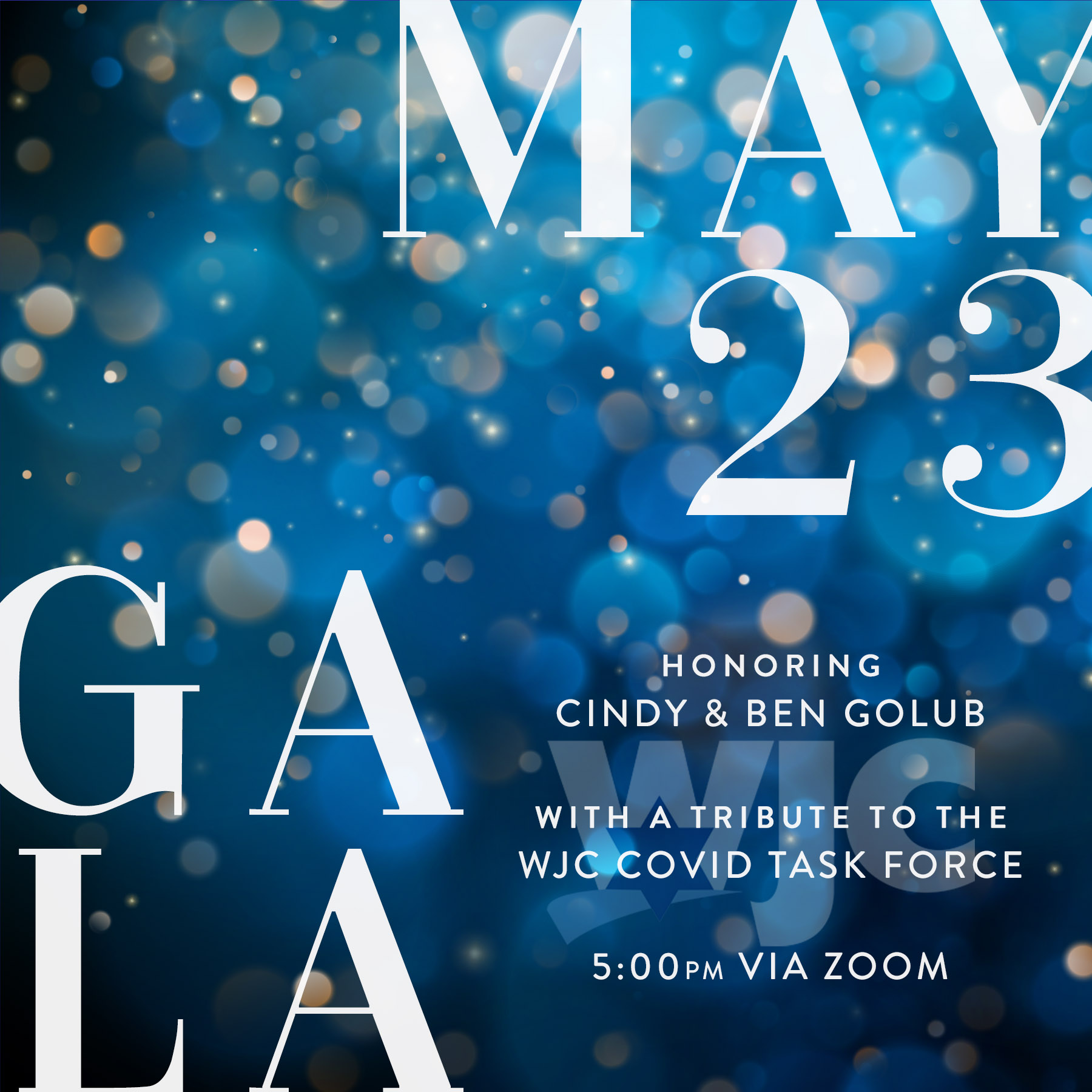Be Featured in the Spring Gala