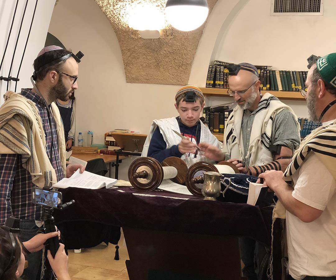 WJC's Family Adventure in Israel